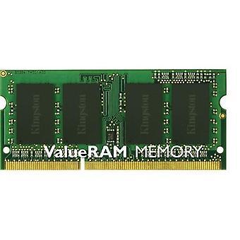 Kingston kvr13s9s8 4 memory ram 4gb 1.333 mhz so-dimm type ddr3 technology
