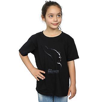 Disney Girls Maleficent Mistress Of Evil Poster T-Shirt