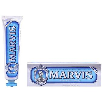 Marvis Pasta de Dientes Aquatic Mint 85 ml