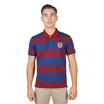 Oxford University-QUEENS-RUGBY-MM polo shirt