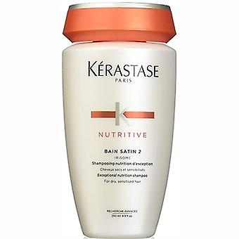 Kerastase Nutritive Bain Satin 2 Shampoo 8.5oz / 250ml