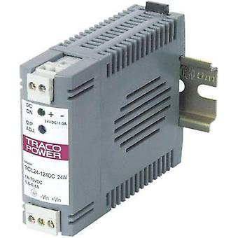 Rail mounted PSU (DIN) TracoPower TCL 024-112DC 12 Vdc 2 A 24 W 1 x