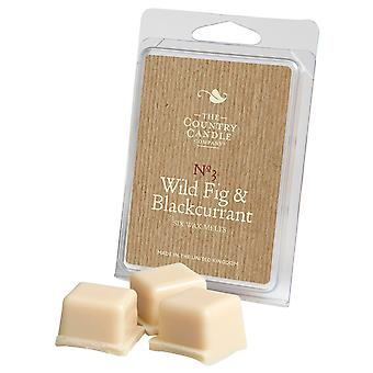 Simply Natural Collection Wax Melts - Wild Fig & Blackcurrant