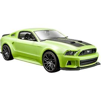 1:24 MODELLAUTO FORD MUSTANG '14