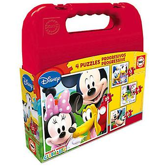 Educa Puzzle Mickey Mouse Multi
