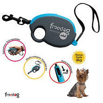 Freedog mini retractable leash (Dogs , Walking Accessories , Leads)