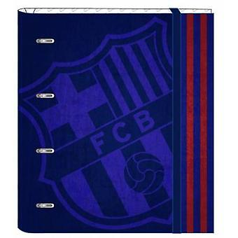 F.C. Barcelona Folder 4 rings 30mm Replacement
