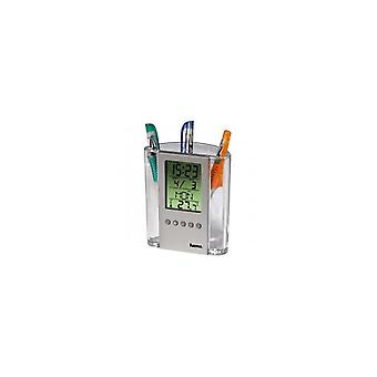 Hama 75299 Lcd Thermometer/ Penhouder
