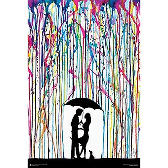 Two Step by Marc Allante Poster Poster Print
