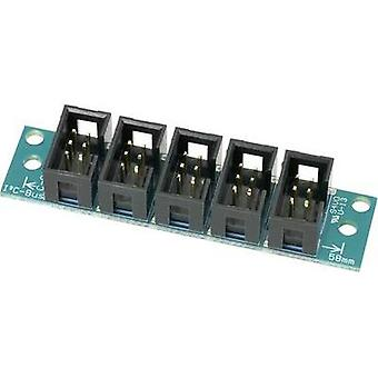 C-Control Expansion bus 191193 I²C Compatible with: C-Control