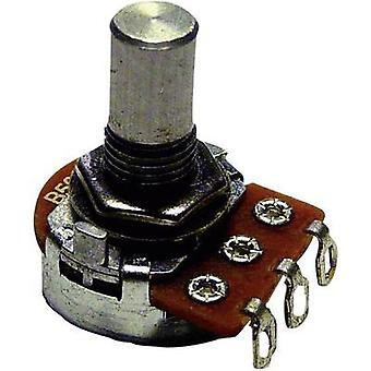 Single turn rotary pot Mono 0.2 W 50 kΩ Potentiometer Service GmbH 9307 1 pc(s)