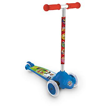 Mondo Paw Patrol Canine Patrol- Flex 3 Wheel Scooter (Buitenshuis ,  , Scooters)