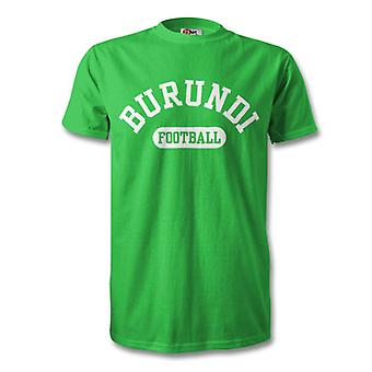 T-Shirt Football Burundi