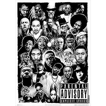 Rap goden Maxi Poster