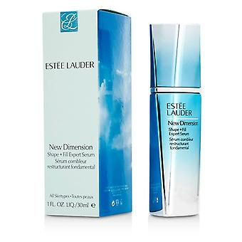Estee Lauder neue Dimension Form + Füllung Experte Serum 30ml / 1oz