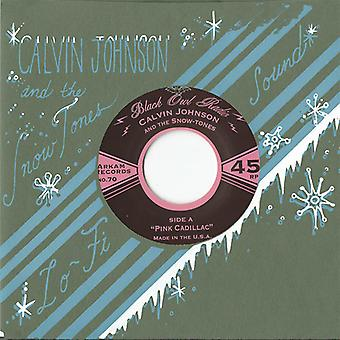 Johnson, Calvin / sne-toner - Pink Cadillac [Vinyl] USA import