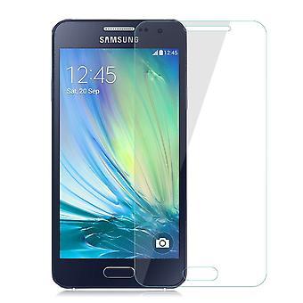 2 x ægte hærdet glas skærm protektor For Samsung Galaxy A3 2016