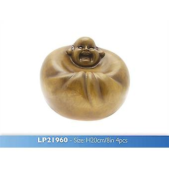 9inch Sitting Happy Buddha