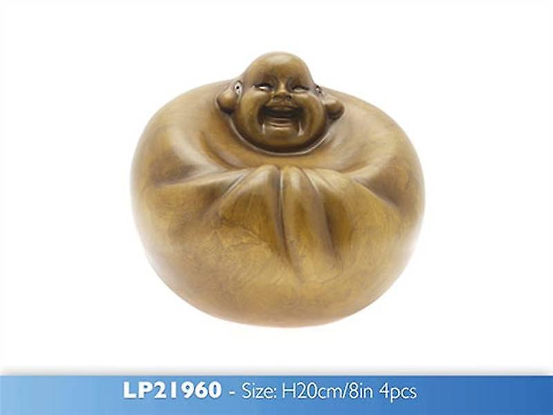 9inch Sitting Happy Buddha