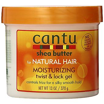 Cantu Shea smør Leave in Conditioning reparation fløde 473 ml