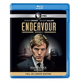 Endeavour - Endeavour: Series 2 [BLU-RAY] USA import