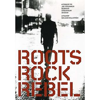 Rødder Rock Rebel-en hyldest til Joe Strummer [DVD-Audio] USA import