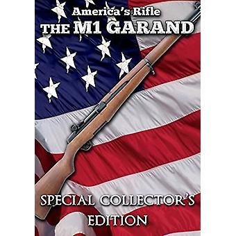 M1 Garand [DVD] USA importerer