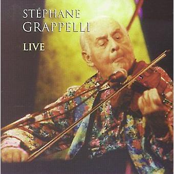 Stephane Grappelli - Live [CD] USA import