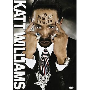 Katt Williams - det er musik musik [DVD] USA import
