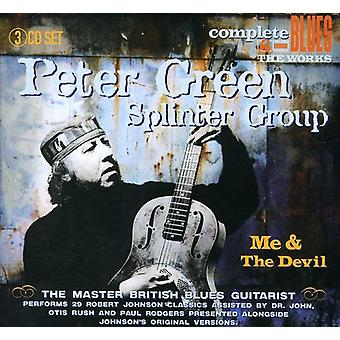 Peter Green - mig & Djævelen [CD] USA Importer