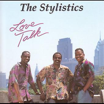 Stylistics - Love Talk [CD] USA import