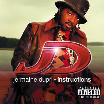 Jermaine Dupri - import-Anweisung [CD] USA