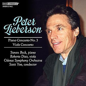 Lieberson - Peter Lieberson 3 [CD] USA import