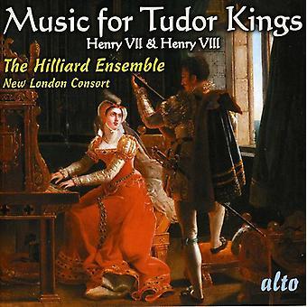 Sange fra den tid af Henry 7 & Henry 8 - musik til Tudor konger: Henry VII & Henry VIII [CD] USA import