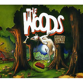 Woods - Hold on to Gravity [CD] USA import