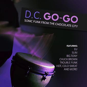 Olika Artist - D.C. Go-Go: Sonic Funk från choklad City [CD] USA import