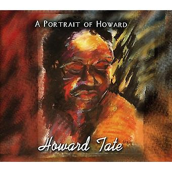 Howard Tate - importazione USA ritratto di Howard [CD]