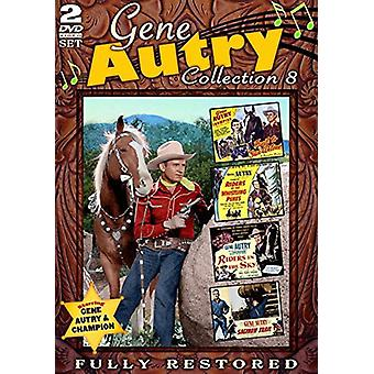 Gene Autry: Movie Collection 8 [DVD] USA import