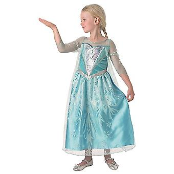 氷の女王衣装子供衣装を凍結王女エルザ