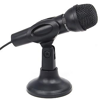 TRIXES Microphone Mic for Laptop PC Computer MSN Skype Web Chat Gaming Online