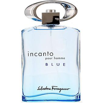 Salvatore Ferragamo Incanto Blue Homme Eau De Toilette Spray 100 ml (Perfumes , Perfumes)