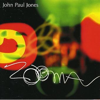 John Paul Jones - Zooma [CD] USA import