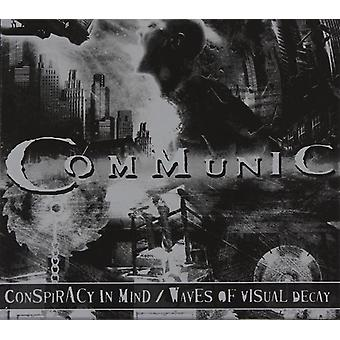 Communic: Conspiracy In Mind/Waves Of Visual Decay (CD)