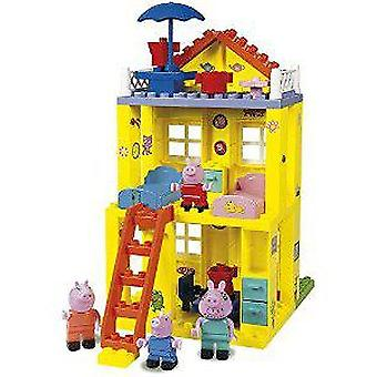 Simba New Game House Construction Peppa Pig (Jouets , Constructions , Édifices)