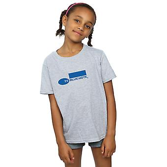 Blue Note Records Girls Simple Logo T-Shirt