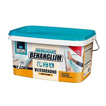 Bison Wall & Ready® Tapete selbstklebende Vlies-Tapete 2,5 kg