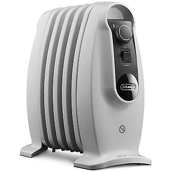 Delonghi 500W Oil Filled Radiator