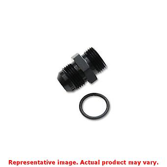 Vibrant Fittings - Adapter 16830 -8AN Flare to 9/16-18AN Fits:UNIVERSAL 0 - 0 N