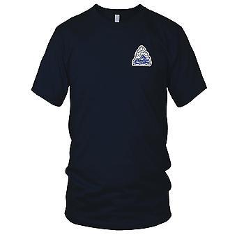 US Army Tank - 2e compagnie brodé Patch - dames T Shirt