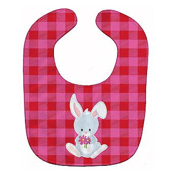Carolines Treasures  BB9171BIB Bunny Rabbit Baby Bib